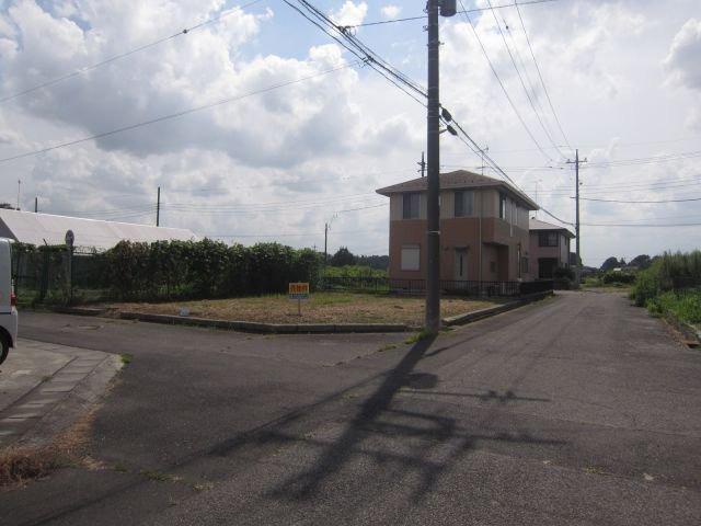 その他北側前面道路含む現地写真
