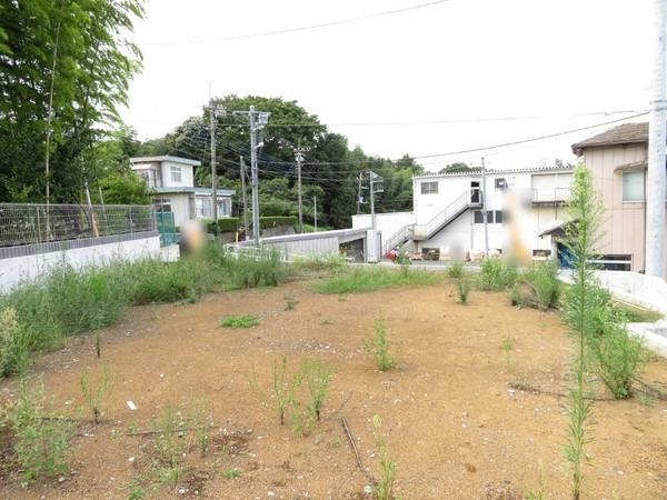その他前面道路含む現地写真:お好きなハウスメーカーにて建築可能