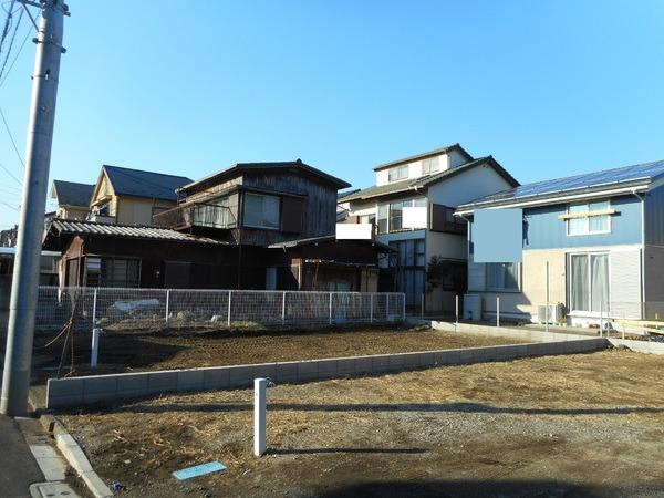 その他現地土地写真:建築条件無しなので、思いのままの家作りを