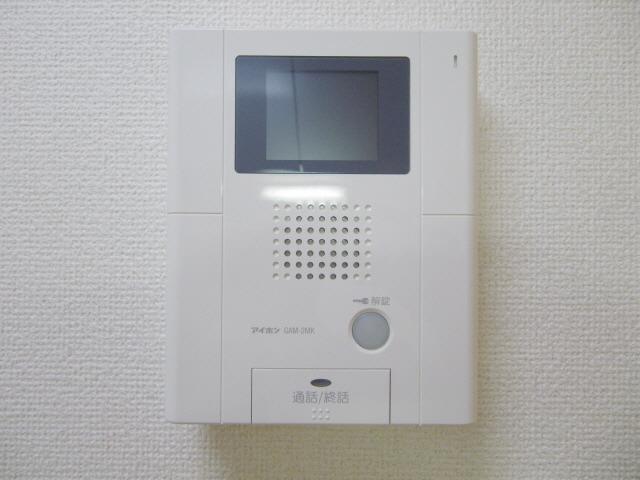 オートロック対応TVモニターインターフォン