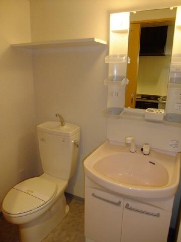 シャンプードレッサー・トイレ 反転タイプ