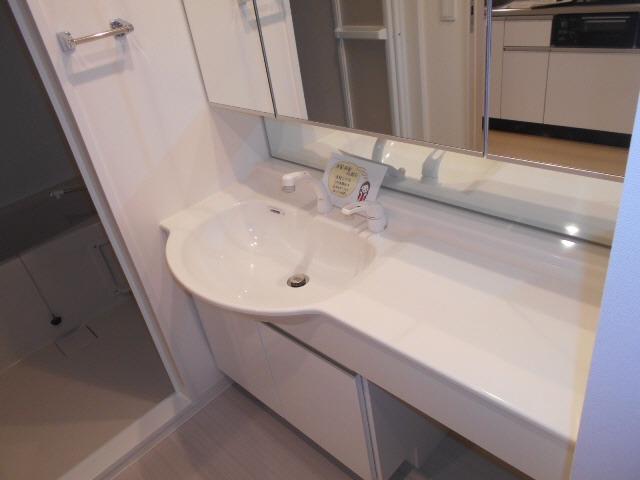 居室洗髪洗面台