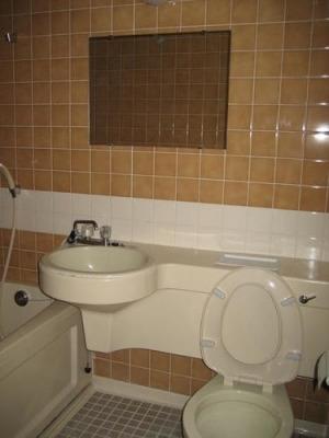 居室トイレ同室