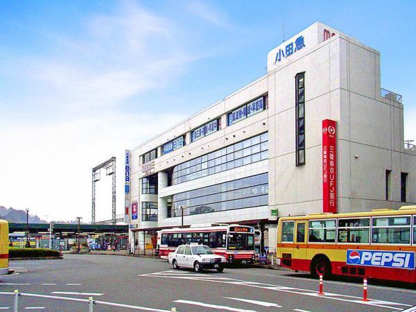 現地周辺鶴川駅