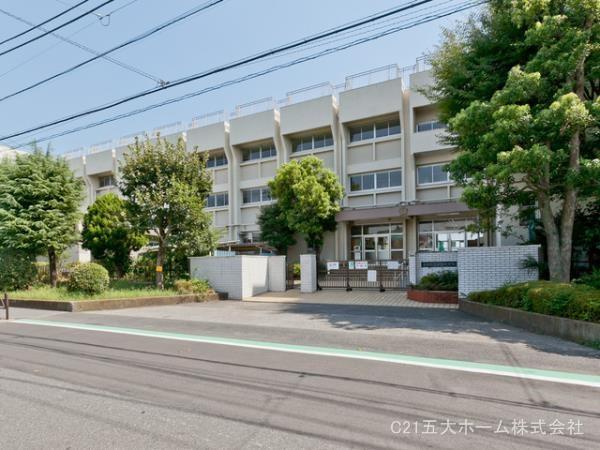 現地周辺葛飾区立幸田小学校 360m