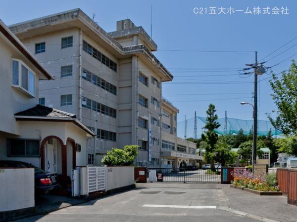 現地周辺松戸市立金ケ作小学校 1040m