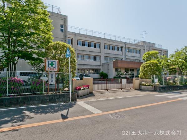 現地周辺柏市立花野井小学校 1520m