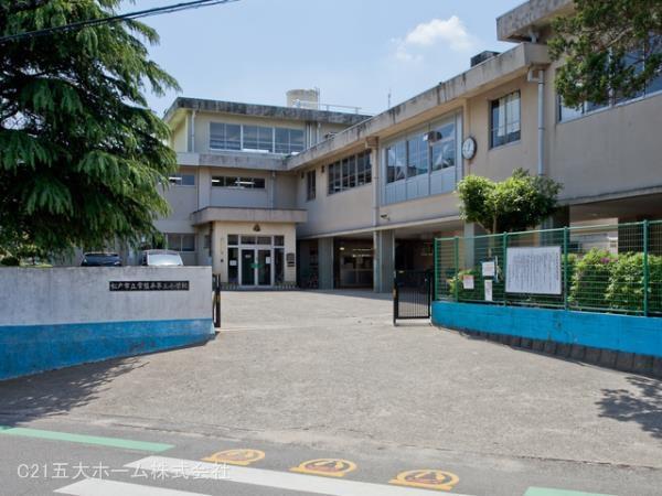 現地周辺松戸市立常盤平第三小学校 320m