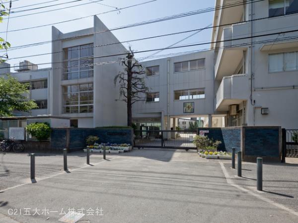 現地周辺松戸市立相模台小学校 1140m