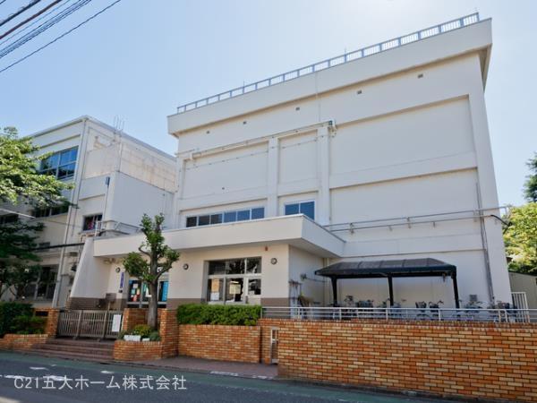 現地周辺江戸川区立上小岩第二小学校 160m