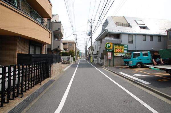 外観*アクセス良好な「高田馬場」駅まで徒歩13分でご利用可能です*