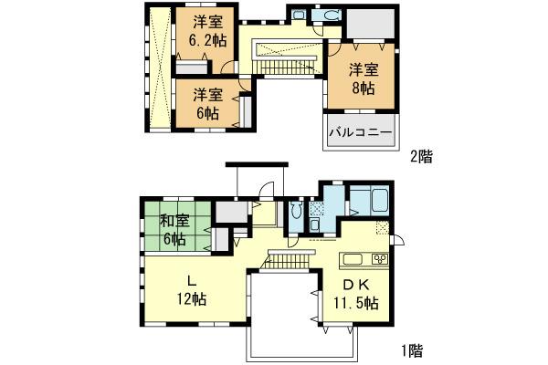 その他4LDK、建物面積127.31平米、価格2500万円