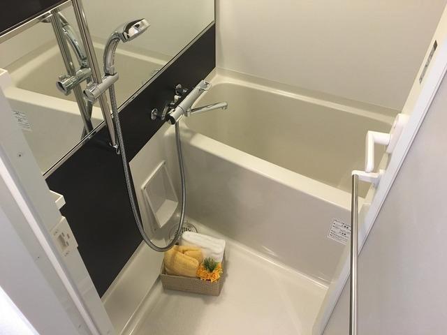 その他落ち着いた空間のお風呂です