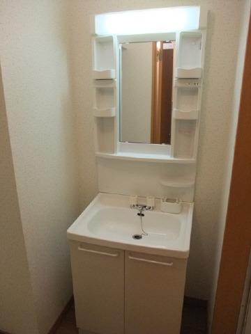 居室洗面脱衣所 独立洗面台