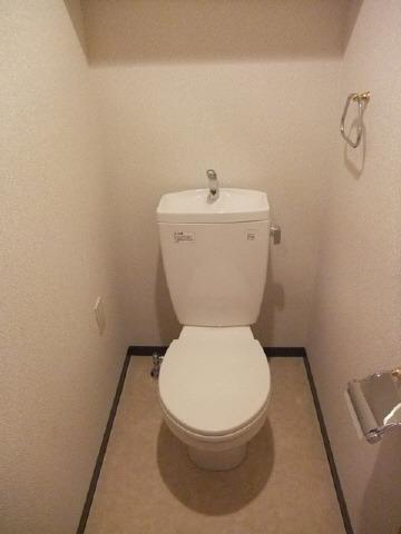清潔トイレで快適生活
