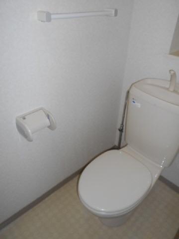 居室清潔トイレで快適生活