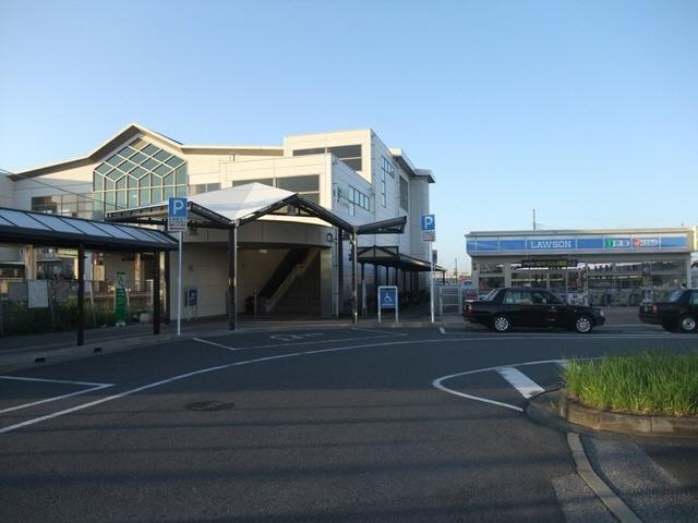 浜野駅東口ロータリー