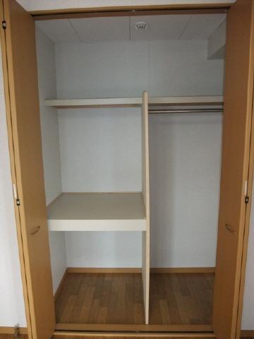 居室大容量の収納