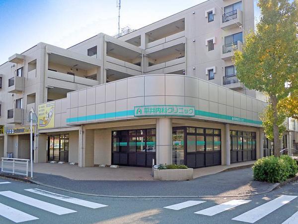 現地周辺平井内科クリニック