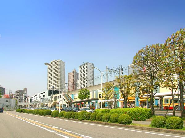 現地周辺橋本駅南口