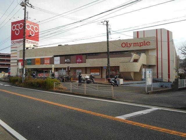 現地周辺オリンピック今宿店