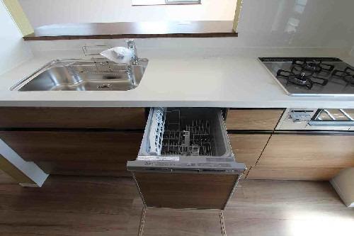 居室参考プラン当社自由設計施工例:キッチン