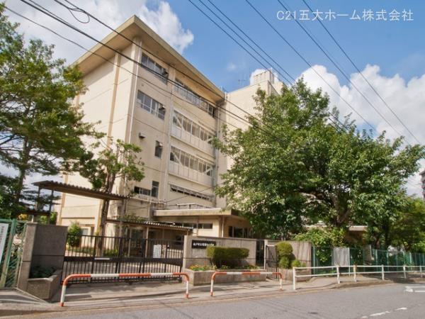 現地周辺松戸市立梨香台小学校 1120m