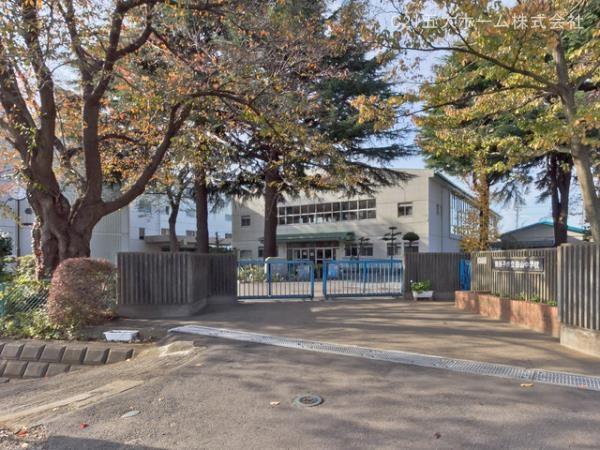 現地周辺我孫子市立白山中学校 1320m