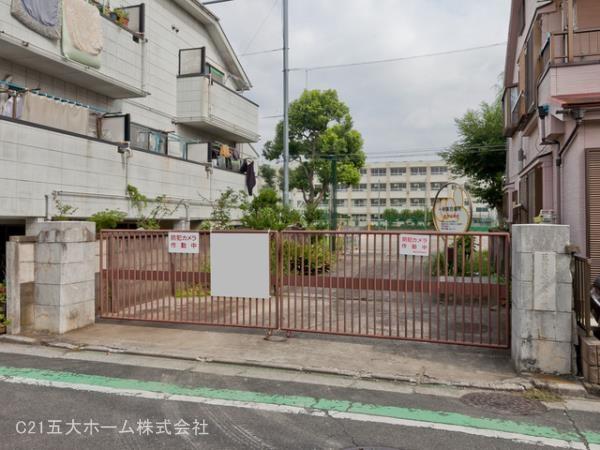 現地周辺葛飾区立奥戸中学校 500m