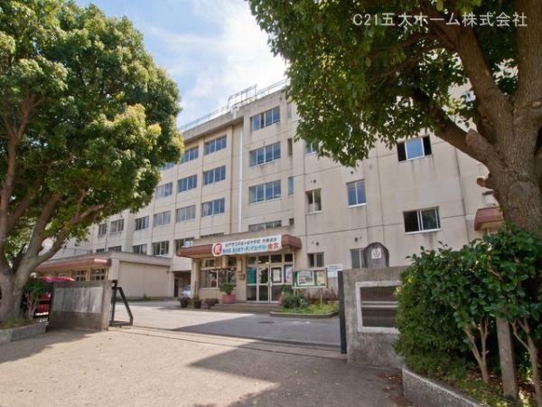 現地周辺松戸市立和名ケ谷中学校 760m