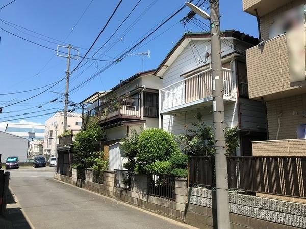 その他前面道路含む現地写真:3階建て建築も可能です!