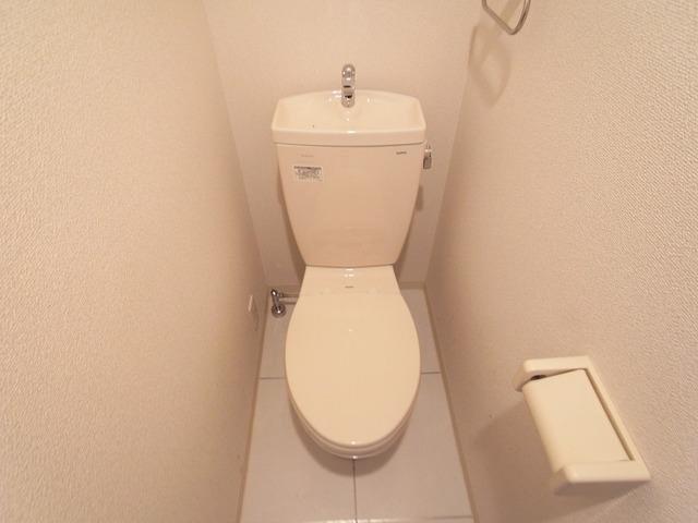 その他トイレもきれいです