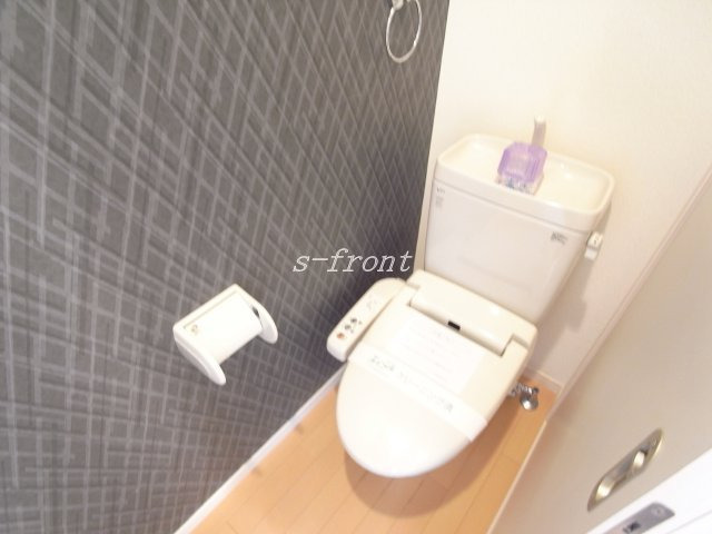 その他シンプルで使いやすいトイレです