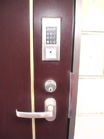 デジタルロック鍵