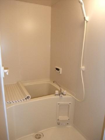 追い焚き付バスルーム