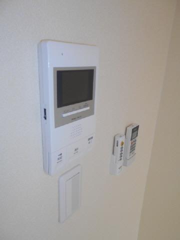 居室TVモニターホンでセキュリティ安心