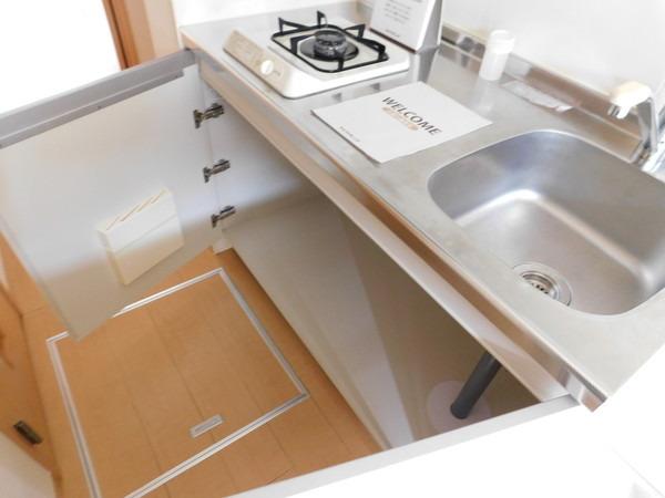 居室キッチン・収納