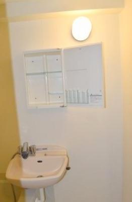 居室洗濯機置場