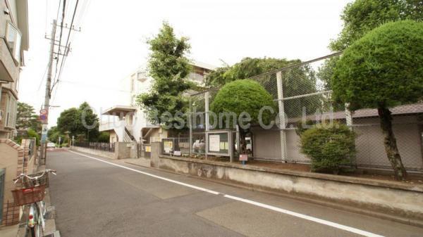 現地周辺武蔵野市立第四小学校
