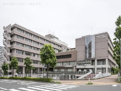 現地周辺東京城東病院