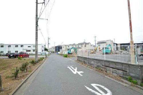外観JR武蔵野線「新座」駅徒歩21分2018年5月28日撮影