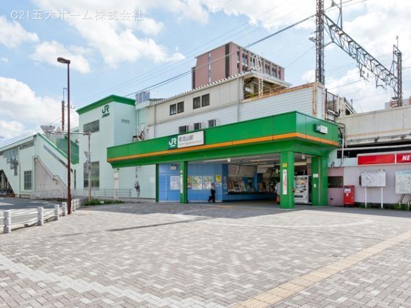 現地周辺武蔵野線「南流山」駅 1200m