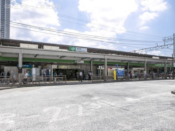 現地周辺常磐線「金町」駅 3610m