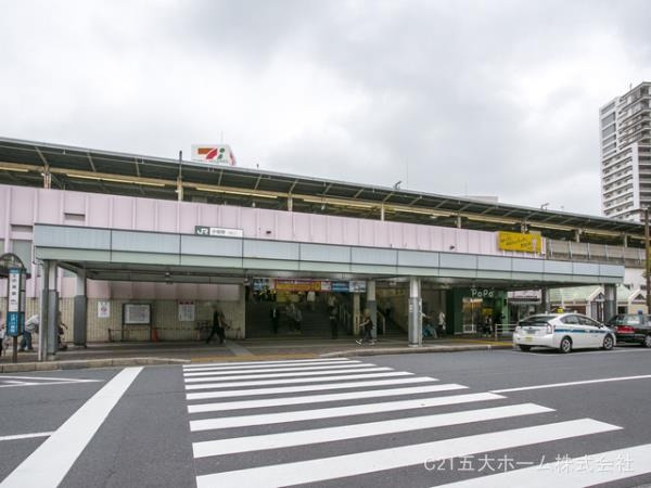 現地周辺総武・中央緩行線「小岩」駅 1680m