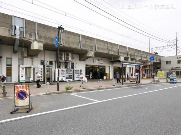 現地周辺総武・中央緩行線「下総中山」駅 1040m