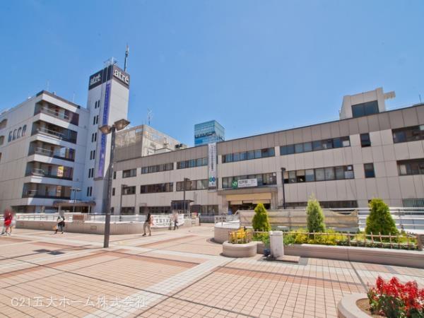 現地周辺JR常磐線「松戸」駅 1440m
