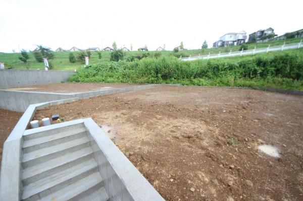 その他現地土地写真:・土地に合ったプランから間取りも選べる建