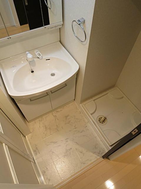 その他使いやすい洗面所です