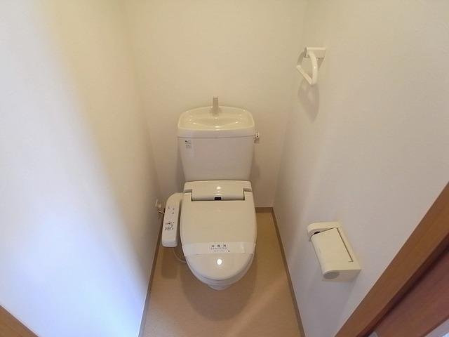 その他落ち着いたトイレです