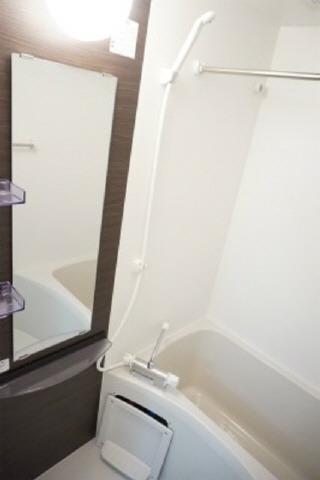 居室浴室乾燥機付き